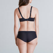 Wish Fuller Half-Cup Bra Black
