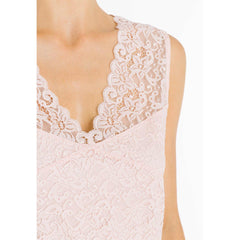 Moments Sleeveless Nightdress Crystal Pink