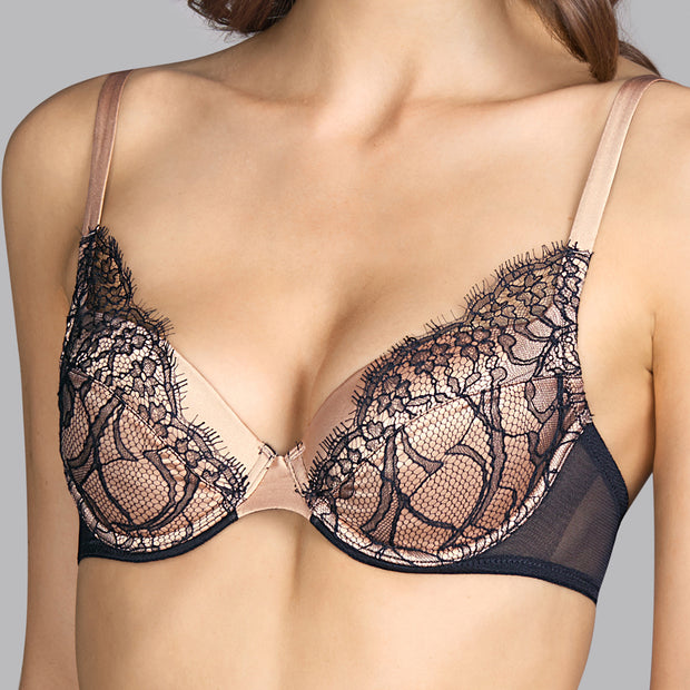 LOVABLE Stylish Lace Push-up Donna