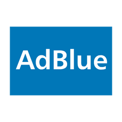 AdBlue Stickers - Safety-Label.co.uk