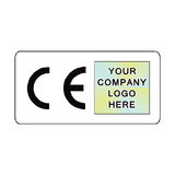CE Label Custom Logo | Safety-Label.co.uk