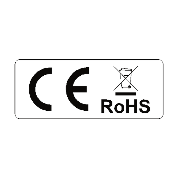 CE WEEE RoHS Labels | Safety-Label.co.uk