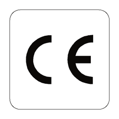 CE Label Square - Safety-Label.co.uk - 1