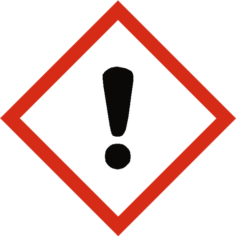 Caution COSHH Label - Safety-Label.co.uk