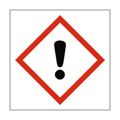 Caution COSHH Sign - Safety-Label.co.uk