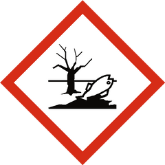 Dangerous To The Environment Label - Safety-Label.co.uk
