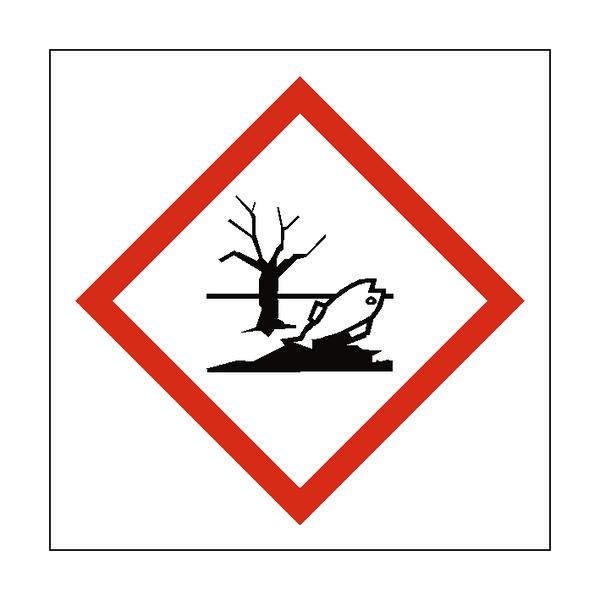 Dangerous To The Environment Sign | Safety-Label.co.uk