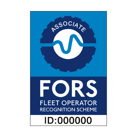 FORS Associate Sticker