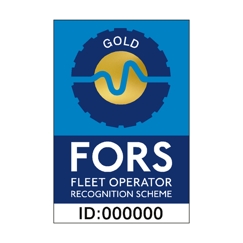 FORS Gold Sticker