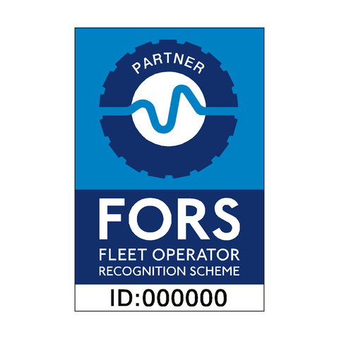 FORS Partner Sticker