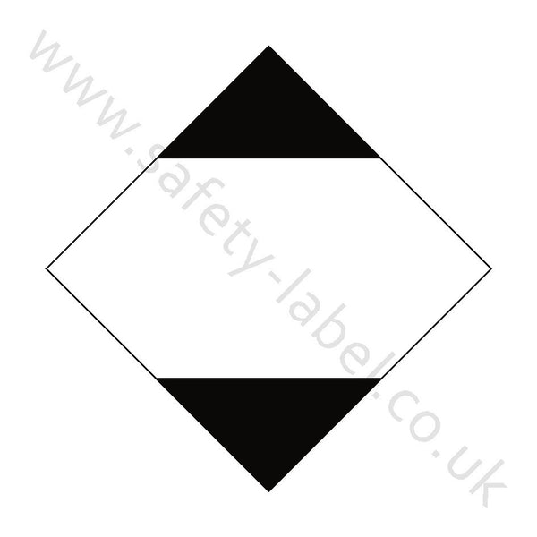 Limited Quantity Road And Sea Sign | Safety-Label.co.uk
