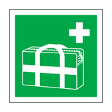 Medical Grab Bag Label | Safety-Label.co.uk