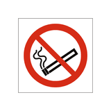 No Smoking Sticker | Safety-Label.co.uk