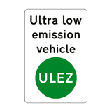 ULEZ Vehicle Sticker | Safety-Label.co.uk