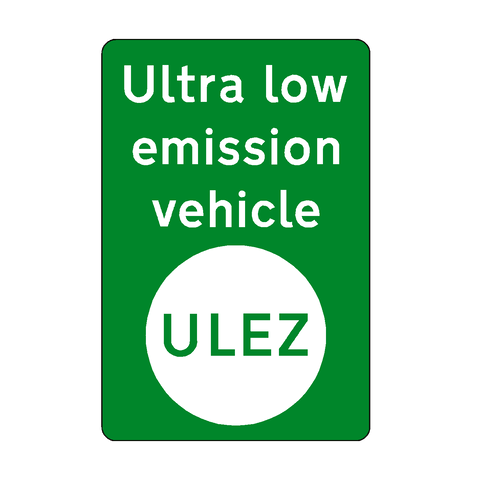 ULEZ Haulage Vehicle Sticker