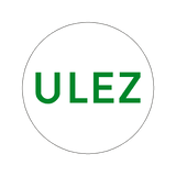 ULEZ Sticker - Safety-Label.co.uk