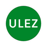 ULEZ Green Sticker | Safety-Label.co.uk