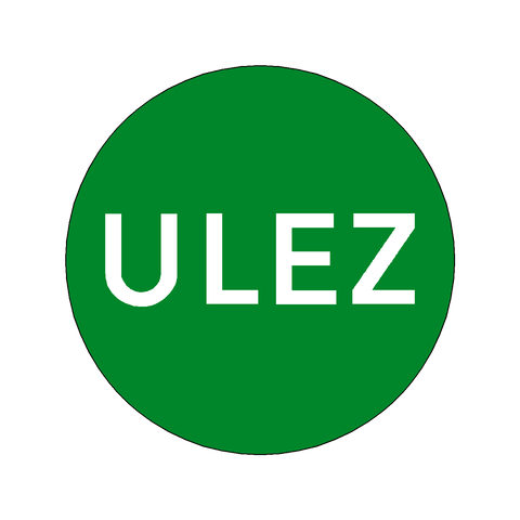 ULEZ Green Sticker