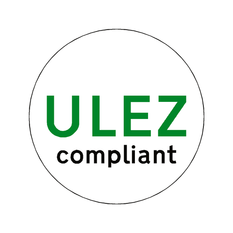 ULEZ Compliant Sticker