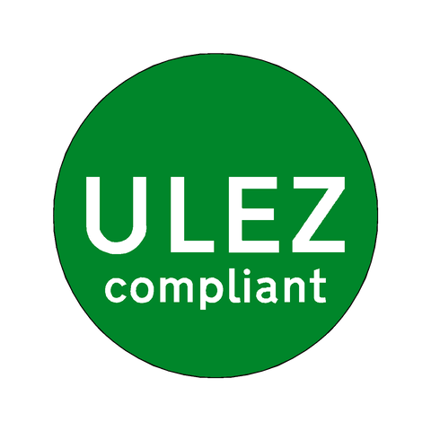 ULEZ Compliant Symbol Sticker