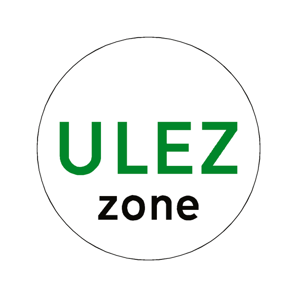 ULEZ Zone Sticker | Safety-Label.co.uk
