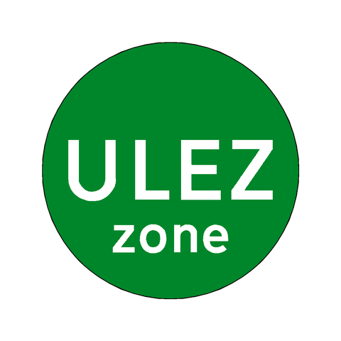 ULEZ Symbol Zone Sticker