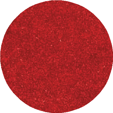 Reflective Red Sticky Dots - Safety-Label.co.uk