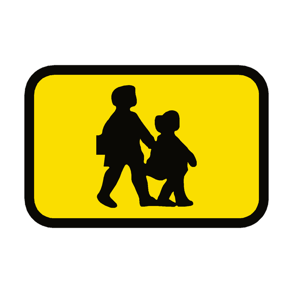 School Bus Sticker | Safety-Label.co.uk