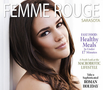 Femme Rouge Featured Rootflage