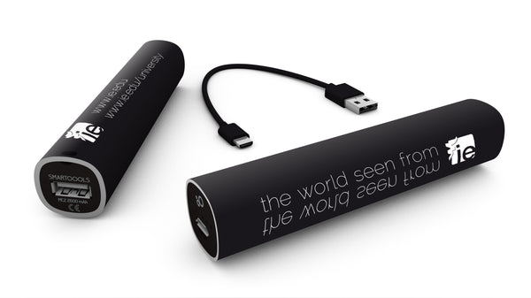 IE business school mobile charger by smartoools