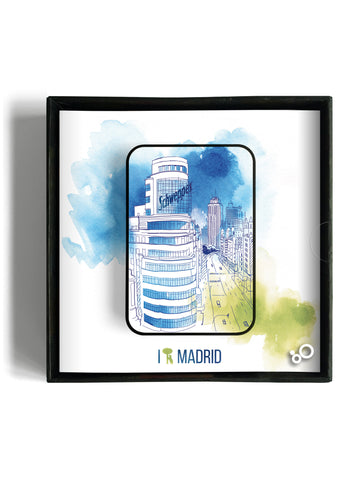 CARD MC3 - MADRID GRAN VIA