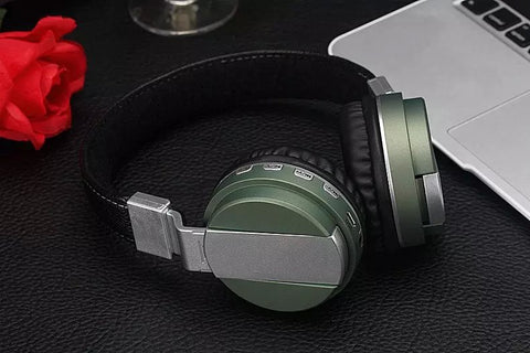 HEADPHONE WIRELESS - GREEN