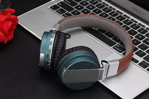 HEADPHONE WIRELESS - BLUE
