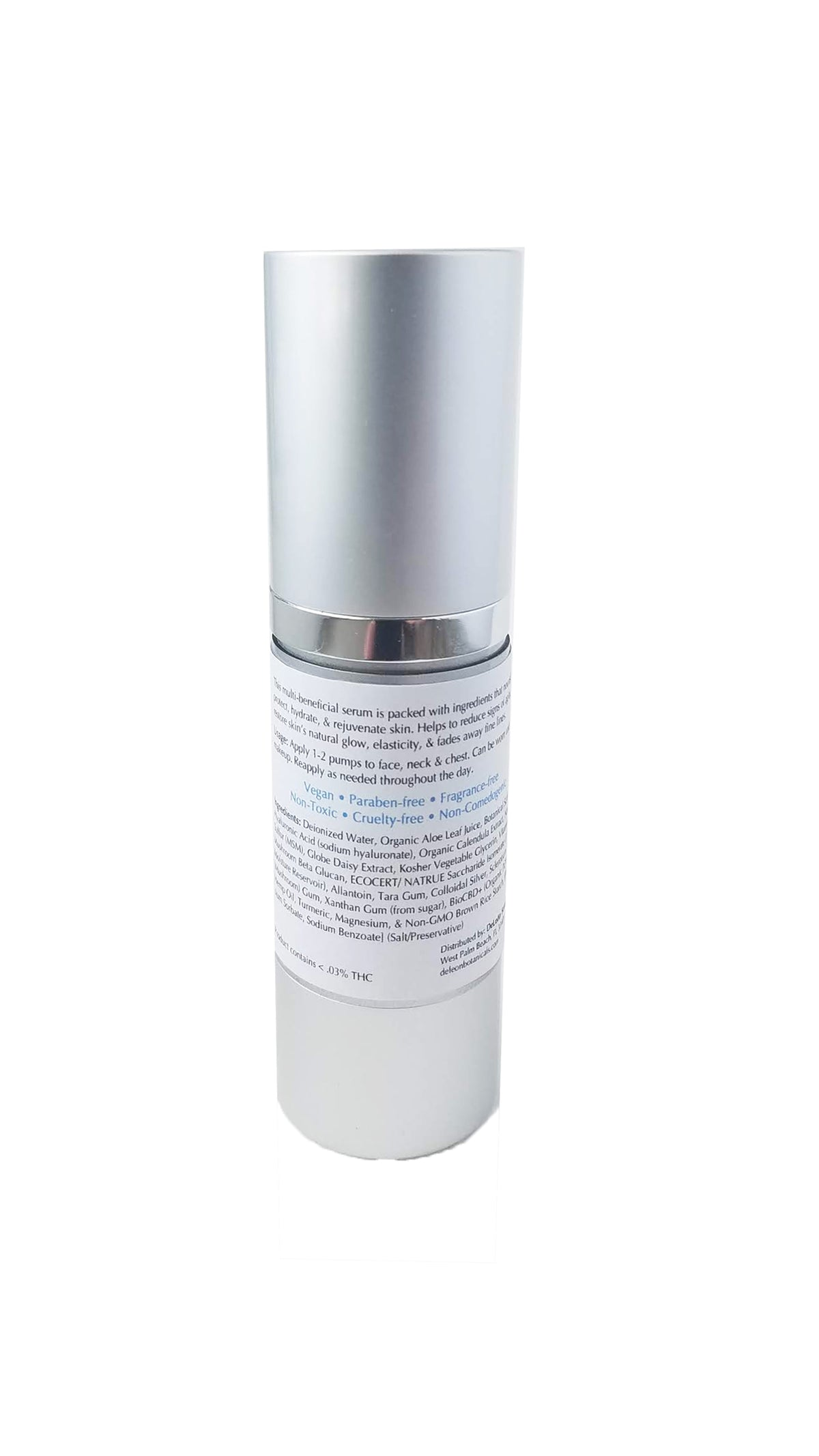 The Fountain of Youth - Anti-Aging Serum