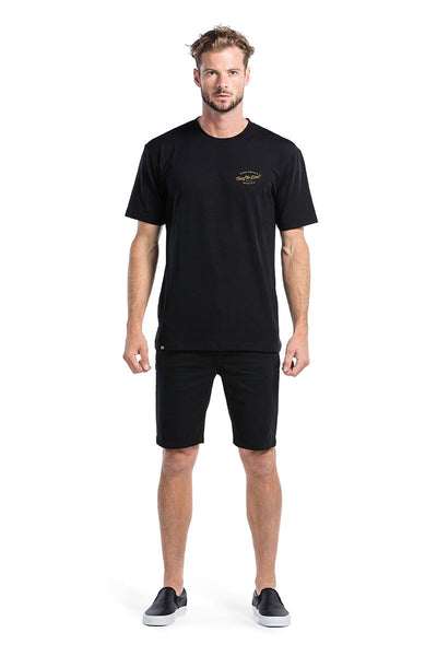 Icon T-Shirt Dirt Small - Black