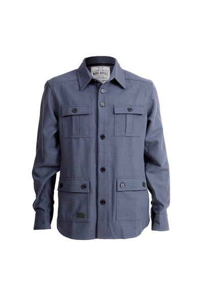 Mountain Shirt - Charcoal