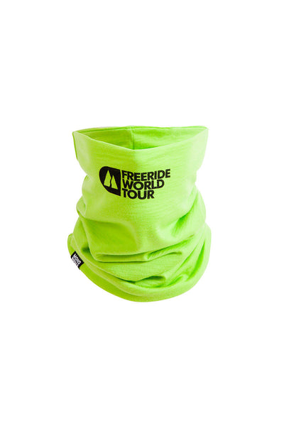Double Up Neckwarmer FWT - Lime