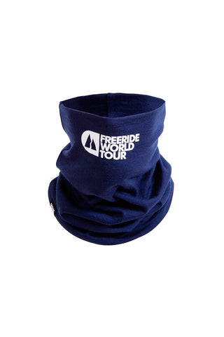 Double Up Neckwarmer FWT - Navy
