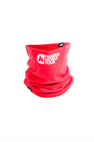 Double Up Neckwarmer FWT - Pink