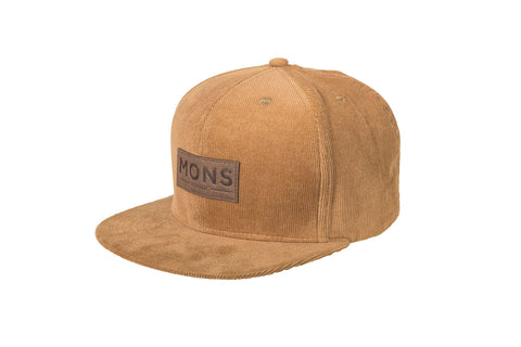The Birkby Cap - Beige