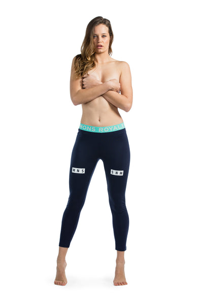 Christy Legging  - Navy