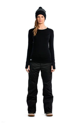 Bella Coola Tech LS - Black