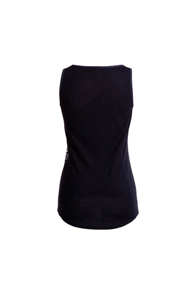 Bella Coola Tech Tank - Black