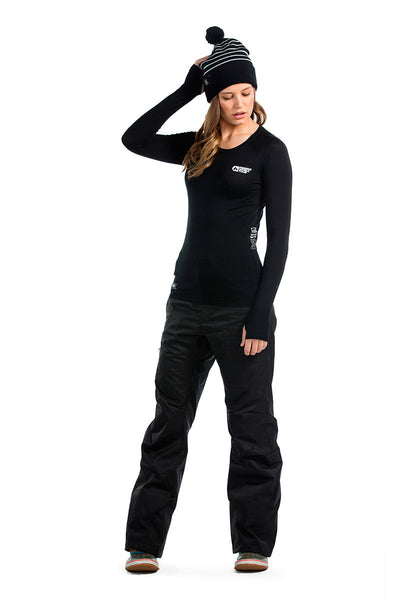 Bella Coola Tech LS FWT - Black