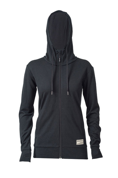 Mid Hit Hoody FTBOTW - Black