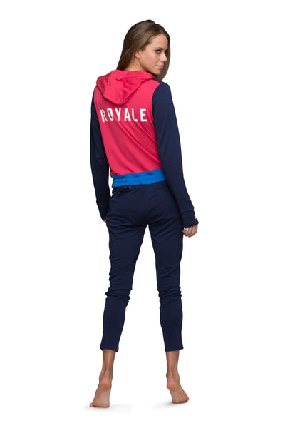 Monsie - Navy / Hot Pink / Bay Blue