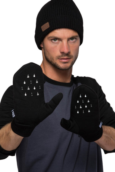 Mitts - Black