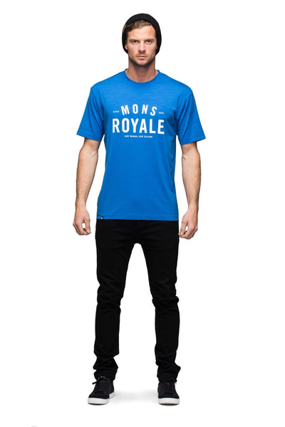 T Shirt - Bay Blue