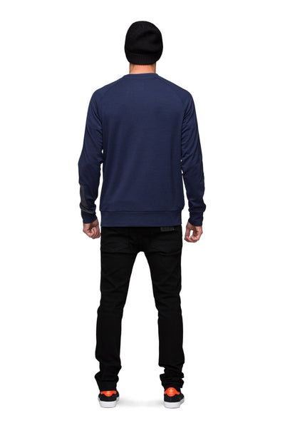 Jersey Crew  - Charcoal / Navy