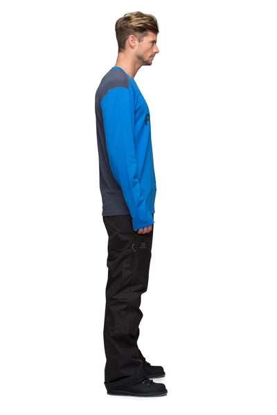 Riders Crew  - Bay Blue / Charcoal